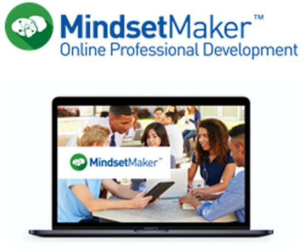Mindset Maker Online Professional Development program for teachers